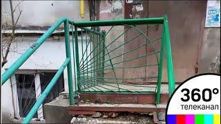 В Егорьевске вместо ремонта коммунальщики приварили трубу