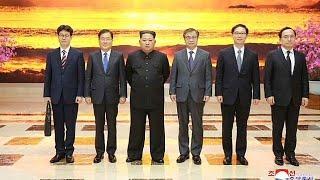 Сеул - Пхеньян: дружба навек?