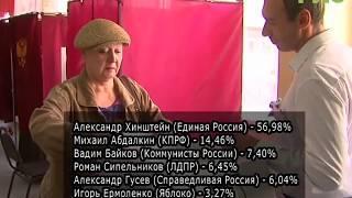 Дмитрий Азаров скоро избавится от приставкиВРИО. Он победил на выборах губернатора