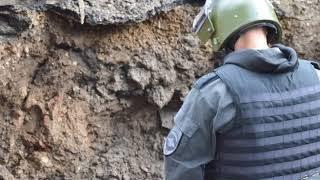В ярославском музее-заповеднике нашли военный снаряд