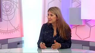 """Программа """"В центре внимания""""- интервью с Викторией Соломенник"""