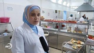 Ифтар в больнице восстановительного лечения Махачкалы