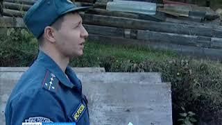 Красноярским дачникам напомнили о правилах противопожарной безопасности