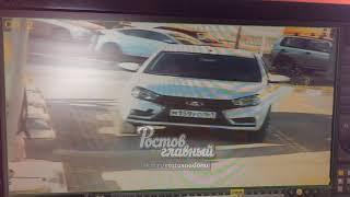 ДТП на Заправке 1.4.2018 Ростов-на-Дону Главный