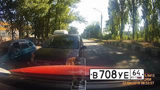 «Автохам»: последняя подборка нарушений ПДД за июнь
