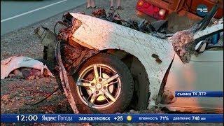 Три человека погибли в ДТП под Голышманово
