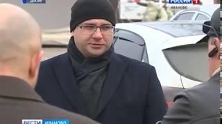 Глава города Иваново сегодня отчитался перед депутатами