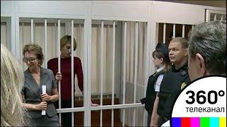 Суд Железнодорожного рассматривал ходатайство Ольги Алисовой