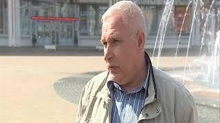 В Ярославле заработали фонтаны