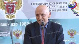 В Дагестане прошёл Всероссийский турнир по вольной борьбе среди медицинских и фармацевтических ВУЗов