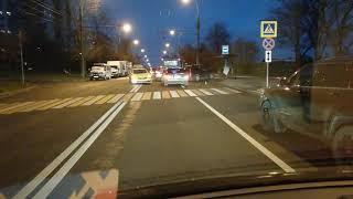 ДТП ЯНДЕКС такси не виноват!