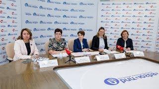 Брифинг РИЦ «Югра» на тему: «Итоги летней оздоровительной кампании в Югре»