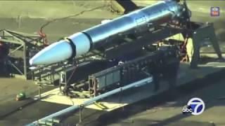 Секретная ракета США/The US secret rocket
