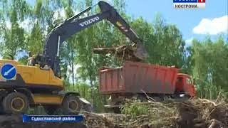В 2018 году капитально отремонтируют ещё 150 километров трассы «Кострома-Шарья»