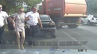 Волгоградка устроила погоню в Дзержинском районе