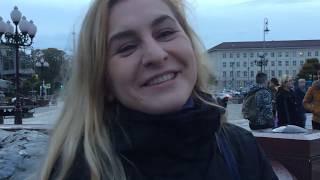 Митинг сторонников А. Навального в Калининграде 07.10.17