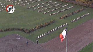 Макрон почтил память погибших в Первой мировой войне
