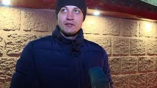Водитель КамАЗа раздавил несколько авто в ДТП на улице Бурачка