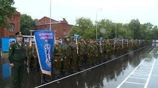 В Пензе открыт оборонно-спортивный лагерь «Гвардеец-2»