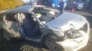 Один человек погиб и четыре пострадали в ДТП на корсаковской трассе