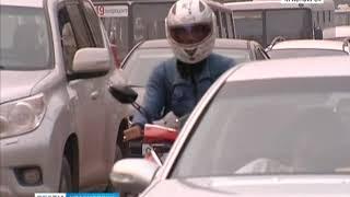 За загрязнение воздуха в Красноярске будут наказывать круглосуточно