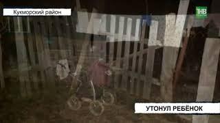 Полуторогодовалый ребенок утонул в реке Бырбаш - ТНВ