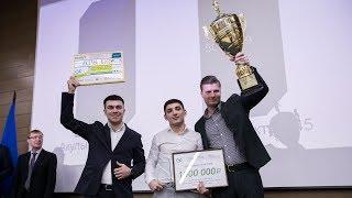 В Ханты-Мансийске наградили победителей Кубка управления бизнесом «Точка роста»