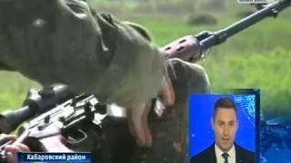 """Команда ВВО лидирует в конкурсе """"Снайперский рубеж"""""""
