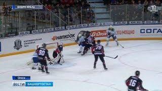 «Салават Юлаев» проиграл омскому «Авангарду» в шестом матче первого раунда плей-офф КХЛ