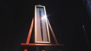 В Екатеринбурге представили раритетный меч с Куликова поля