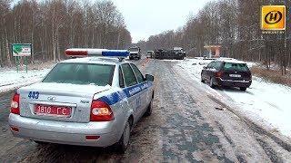 Подробности страшного ДТП в Калинковичском районе