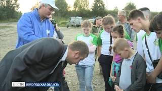 Популяцию стерляди восстанавливают в Вологодской области