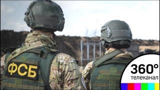Боевик подорвал себя во время операции ФСБ в Ростовской области