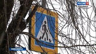 Общероссийский народный фронт проверил подходы и подъезды к школам в Новосибирске