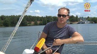 Наш земляк, яхтсмен Алексей Шлямин стал бронзовым призером чемпионата России