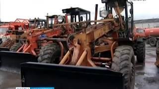 Анонс: готовность к зиме дорожных служб Красноярска проверяет мэр Сергей Еремин