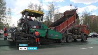 Дорожные предприятия приступят к ремонту городских и республиканских трасс