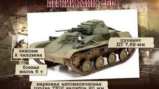 Кировчане - фронту «Легкий танк Т-60»(ГТРК Вятка)