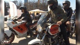 Команда «мотор»: уральские байкеры открыли сезон мотопробегом по городу
