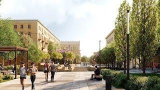 Жители Центрального района Волгограда обсудили проекты благоустройства