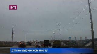 Смертельная авария на Мызинском мосту