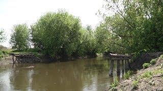 Всю весну без моста: Как живут в посёлке Заречный Ромодановского района?