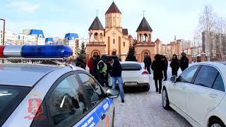 Стрельба на свадьбе в Красноярске