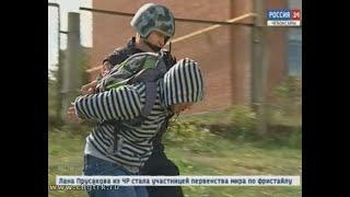 Бойцы Росгвардии в преддверии нового учебного года отрабатывают оперативное прибытие на вызов трево