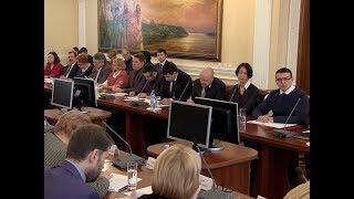 Общественная палата Марий Эл подвела итоги работы в 2017 году