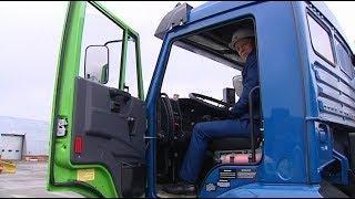 Инженер-механик из Ханты-Мансийска освоил автомобиль в 8 лет