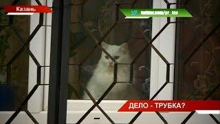 Жители Казани не могут достучаться до газовщиков | ТНВ