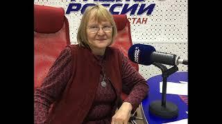 Арман - 11.10.18 Лейла Исмагилова, композитор, лауреат госпремии им.С.Юлаева
