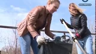 Пензенcкие общественники присоединились к уборке улиц города