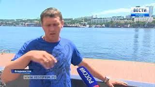 Стали известны подробности нападения осьминога на аквалангиста в Приморье